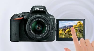 รีวิวกล้อง Nikon D5500