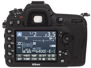 กล้อง Nikon D7100 รีวิว
