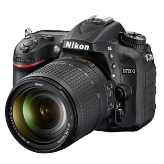รีวิวกล้อง Nikon D7200